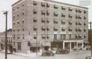 old skyland hotel image