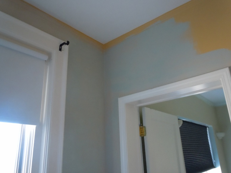 Skyland Apartment Makeover - Fresh Coat of Paint in Progress...