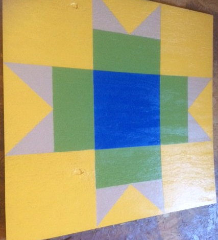 Barn Quilt for Fundraiser